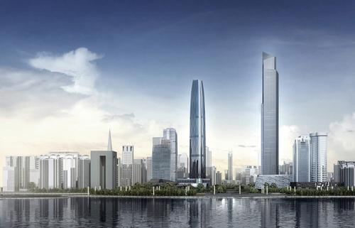 Rosewood Guangzhou to open in one of the 10 tallest buildings in the world