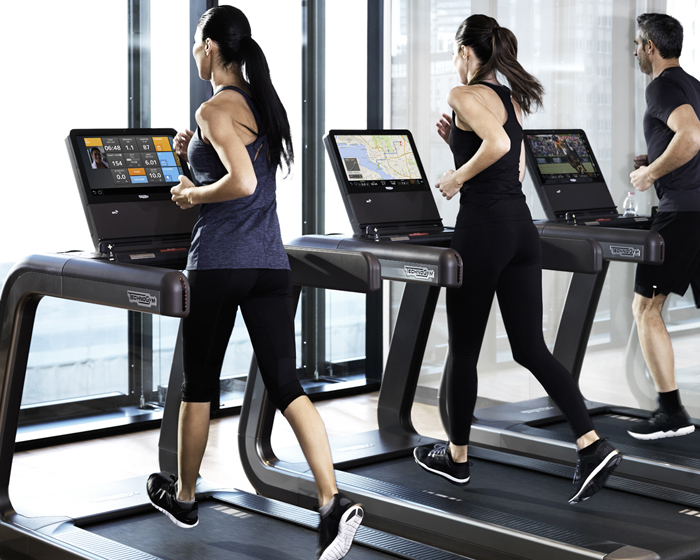 Technogym's virtual coach will provide guidance during physical exercise, sport and for healthy lifestyles