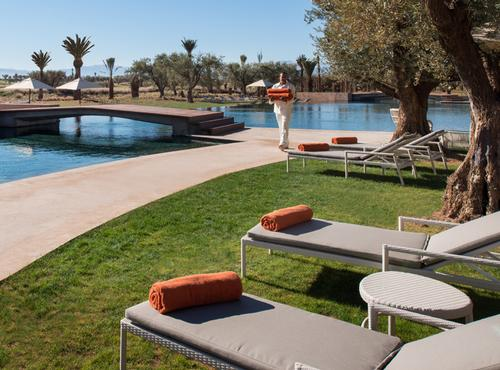 Spa by Clarins launches at Royal Palm Marrakech