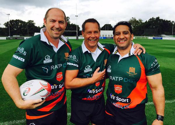 Reed says playing sport has helped him make life-long friends during his parliamentary career