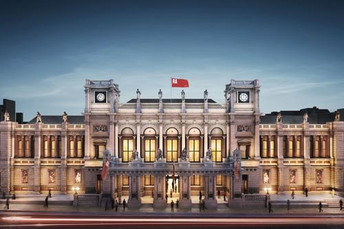 The Royal Academy in London is set for a £50m redevelopment / Royal Academy