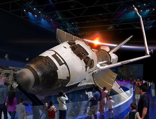 Space Shuttle Atlantis to be displayed at Kennedy Space Centre