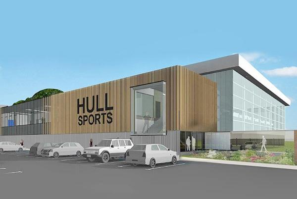 The University of Hull's sports centre currently receives around 2,000 visits per week
