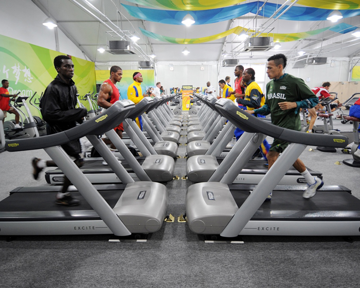 Technogym wins Rio Olympics supply contract