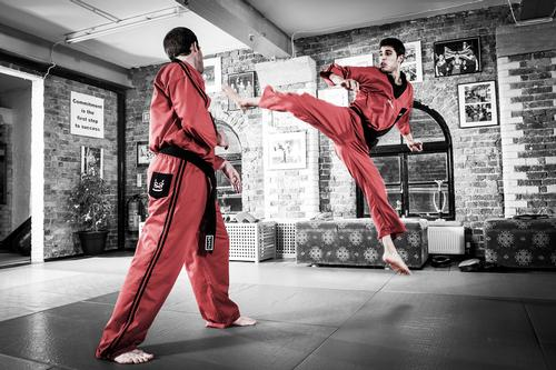 Xen-Do's instructors boast a range of international martial arts accolades between them