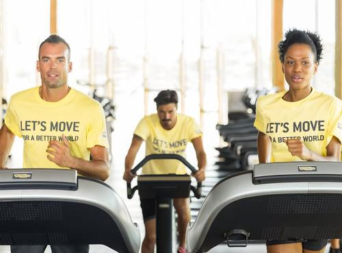Technogym aims to engage more than 50 UK health clubs in this year's challenge