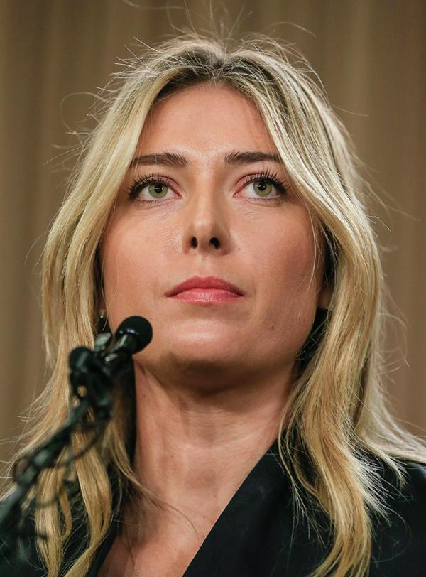 The tennis world was shocked by Sharapova's drug admission / Press Association