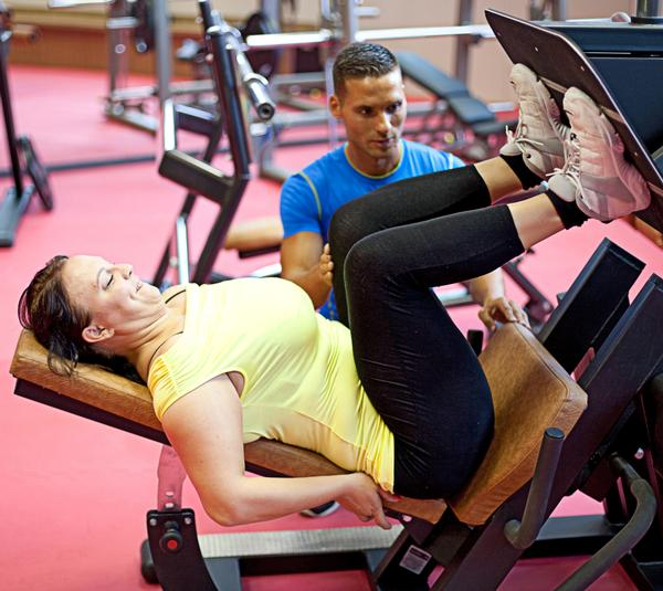 Gyms hold valuable data on people's fitness and goals