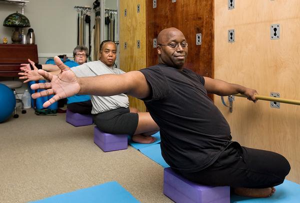 Buddha Body Yoga