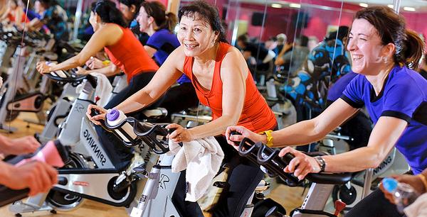 Eighty-eight per cent of Exercise on Referral participants lost weight