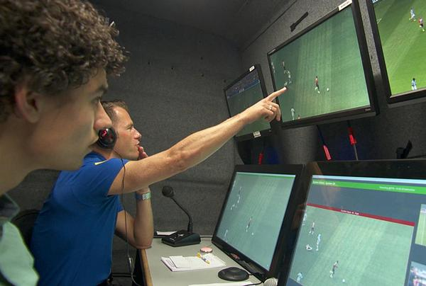 Video assistant referees are being trialled at games across six countries