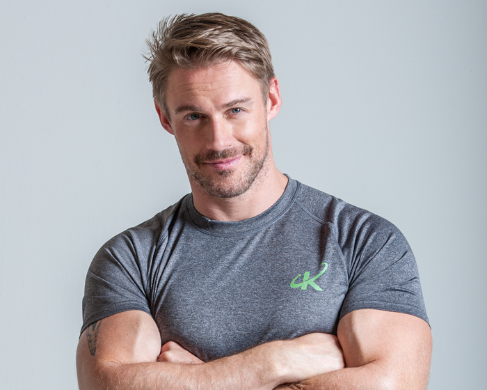 Celebrity trainer endorses new KFit Trainer