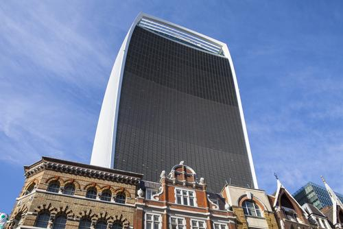 Sitting pretty? 20 Fenchurch Street could win the Carbuncle Cup / chrisdorney / Shutterstock.com
