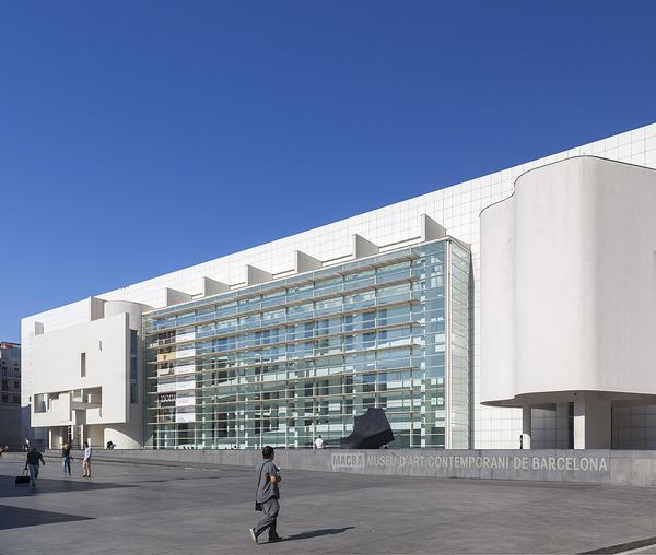 The museum played a key role in the urban regeneration of Barcelona's El Raval district / Shutterstock/ joan_bautista