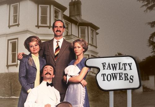 Torquay's famous 'Fawlty Towers' hotel due to be demolished