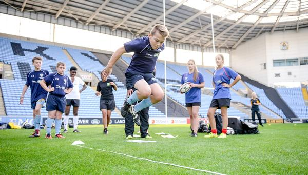 Coventry is emerging as a new sporting powerhouse
