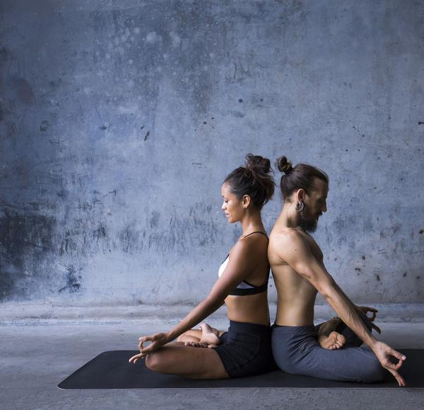 Could gyms justify dedicating space in their facilities to meditation? / Shutterstock.com