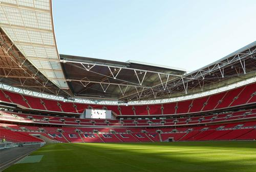 Wembley stadium opened in 2007 at a cost of £780m and is owned and operated by the FA