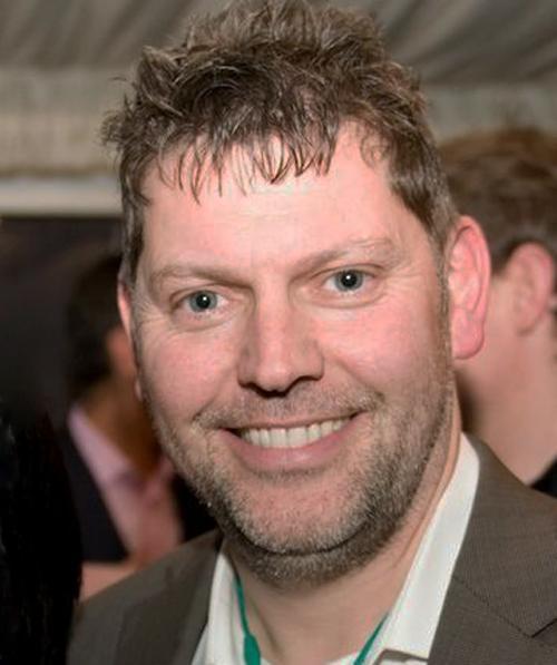 Dean Horridge, CEO of Fit for Sport