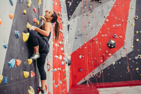 MoveGB offers 35,000 activities across 5,500 venues, including everything from climbing to African drumming / PHOTO: SHUTTERSTOCK.COM