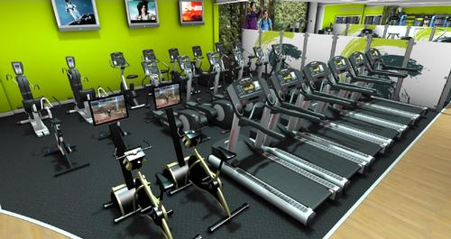 Life Fitness agrees deal with Exeter University