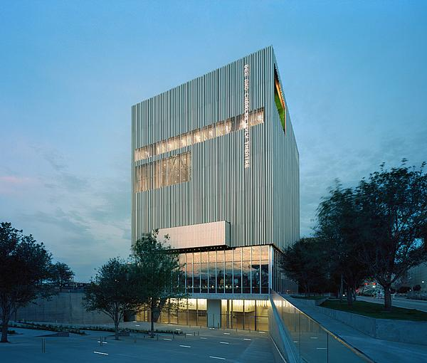 Dee and Charles Wyly Theatre