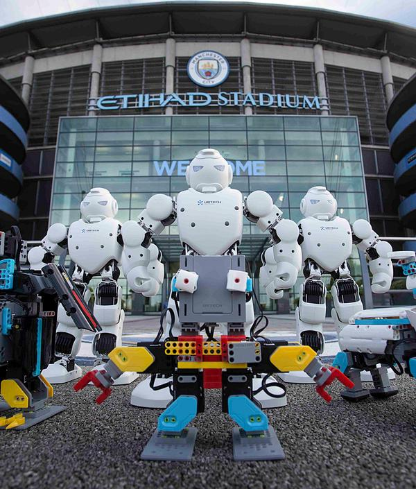 Robots will be the new stars at MCFC