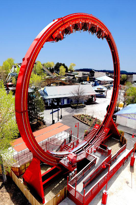 Six Flags reinvents Batman, Colossus rides for 2015 ...
