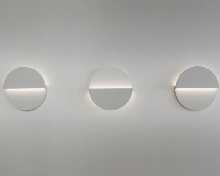 Richard and Ana Meier collaborate on lights inspired by geometry and past buildings