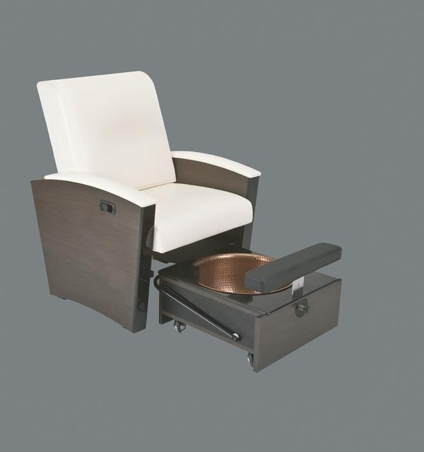 Living Earth Crafts Has Created New Design Options For Its Best Selling Pedicure  Chairs To