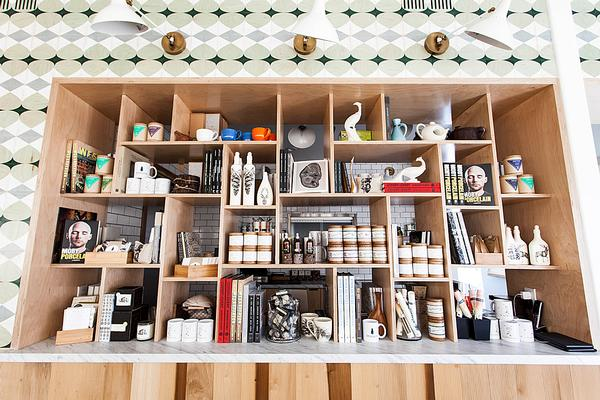 """The design of Little Pine was inspired by a """"simple mid-century Scandinavian ski house"""""""