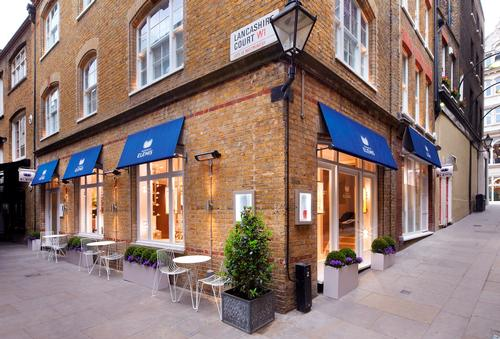 Mayfair townhouse was conceptualised by Elemis co-founder Oriele Frank in partnership with Virgile and Partners / Elemis