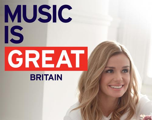 Katherine Jenkins to be the face (and voice) of new tourism campaign