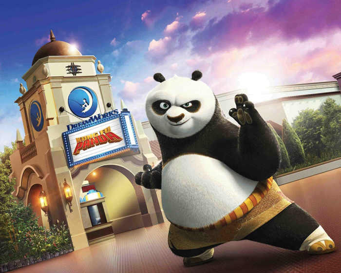DreamWorks Theatre to open at Universal Studios Hollywood this summer