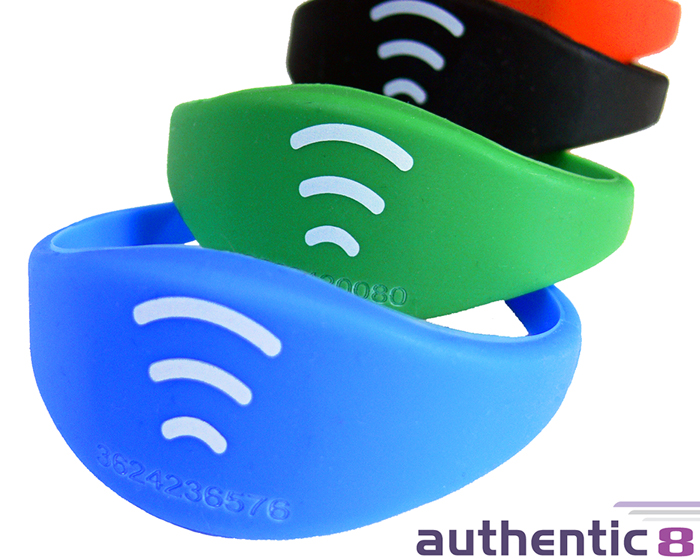 RFID wristband offers easy locker solution