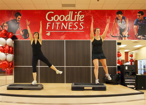 Patchell-Evans says that the GoodLife vision is to enable all Canadians to experience a fit and healthy life