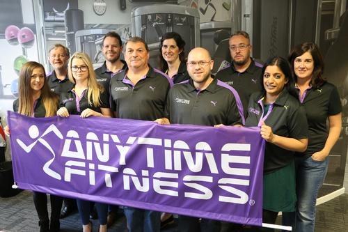 Anytime Fitness bolsters property team to kickstart growth