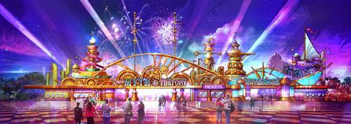 Myths & History Theme Park & Water Park