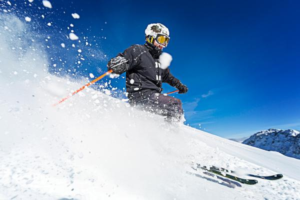 Based on the success of the Running Heroes rewards scheme, Skiing Heroes and Cycling Heroes have also been created / shutterstock
