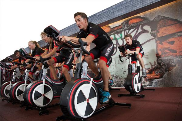 Power Cycling works out the right training zone for each cyclist