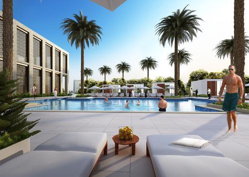 Bahrain Bay Master Plan