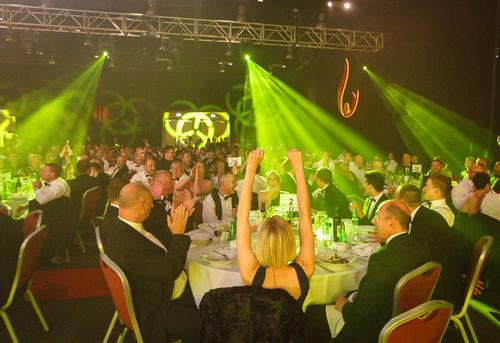 The 2013 Flame Awards held at the annual Flame Conference in Telford / PhotoglowPhotography
