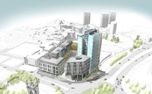 Consortium of Chinese investors backing £65m development in Sheffield