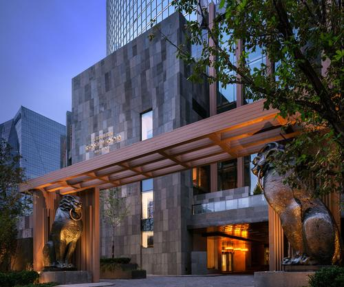 Rosewood debuts its first Asian property in China