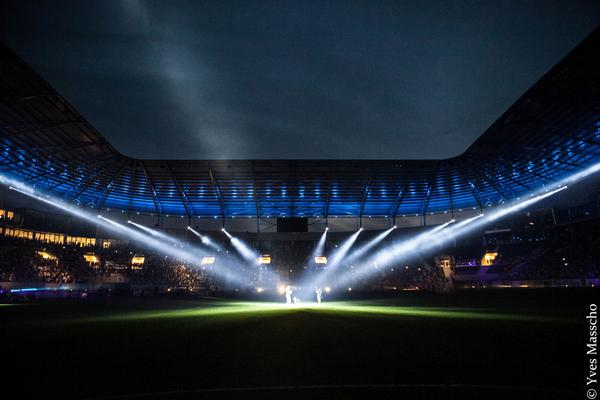 Philips' architectural lighting