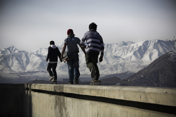 Skateistan provides youngsters in Afghanistan with an education, valuable skills and a safe haven