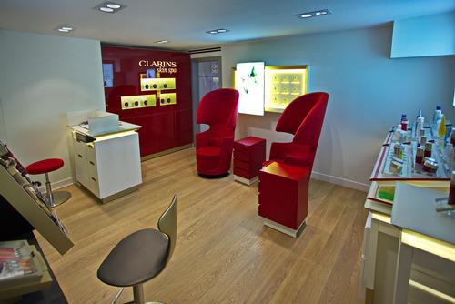 Clarins opens its first Skin Spa in Russia