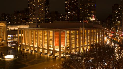 The new-look venue will be the home of the acclaimed New York Philharmonic Orchestra and will host performances from world-class artists / D Ramey Logan