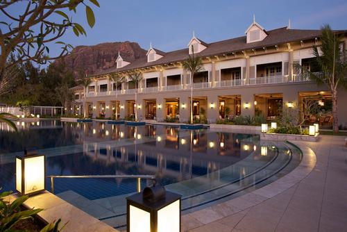 Starwood reveals spa and wellness facilities at its first St Regis African resort