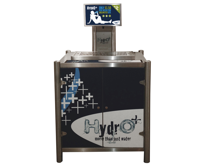 Hydration station helps maximise performance